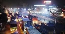 ঢাকা-আরিচা মহাসড়কে যানজট কমছে