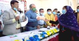 শিবালয়ে বিনামূল্যে ২০ হাজার কৃষককে সার-বীজ বিতরণ