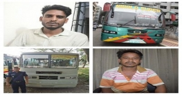 ঢাকার রাস্তার মিনিবাস 'মরণ ফাঁদ'
